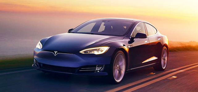 Tesla start 2018 met productievertraging