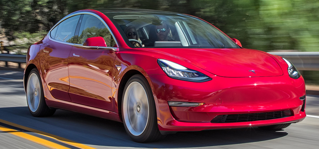 Eerste leveringen Model 3 in Nederland in 2019
